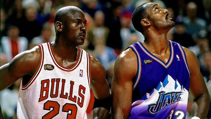 Exclusive, gut-wrenching club: Ex-NBA MVPs with no rings - Karl Malone 1996-97, 1998-99