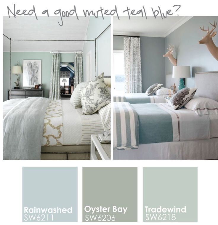 Color Spotlight Muted Teal  Home Decor  Home decor Color Paint colors for home