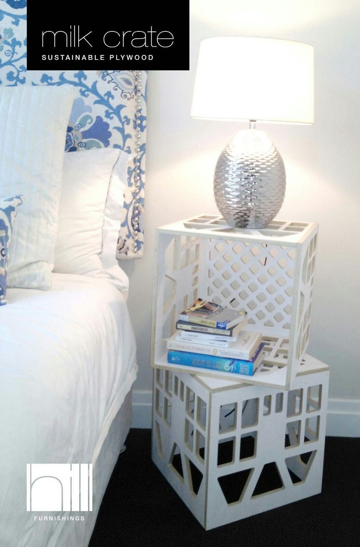 The 25 best plastic milk crates ideas on pinterest for What to do with milk crates