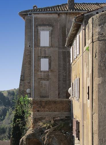 Borgo di Ceri - La Rocca