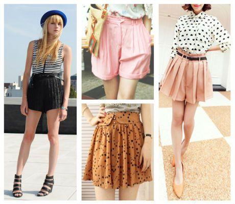 Hype: Faldas-Short