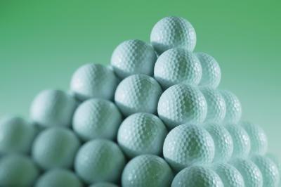 Golf Centerpieces Google Search Make A Ball Pyramid