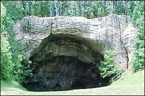 Indian Rock House, Fairfield Bay, AR - Ozarks Region
