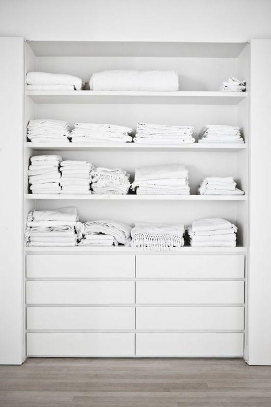 Best 25 ikea closet hack ideas on pinterest ikea built for Linen closet ikea