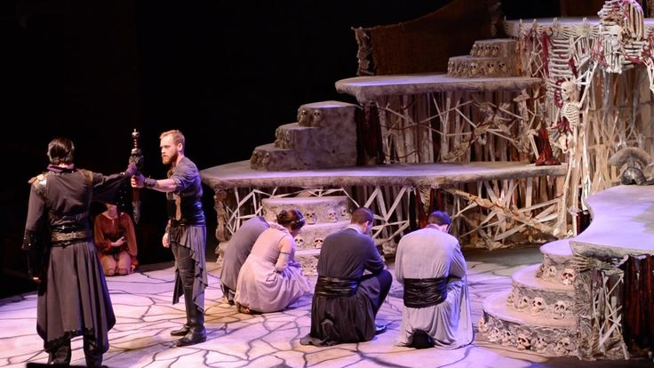 Titus Andronicus: Behind the Scenes