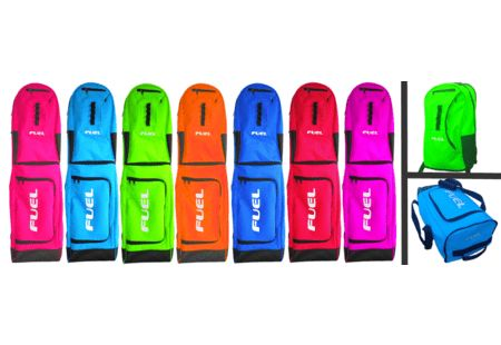 Fuel Jerry Can 3 in 1 Bag Orange (naranjo)