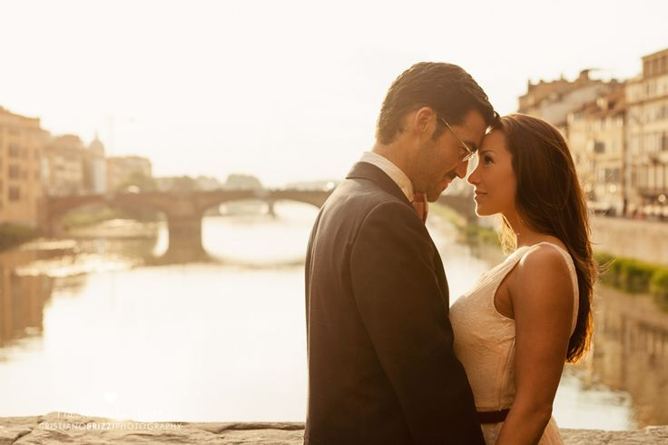 Engagement session in Florence. Alexandra and Jay!