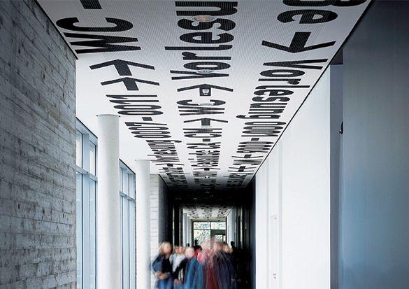 büro uebele // fachhochschule osnabrück orientierungssystem osnabrück 2004