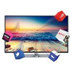 Finlux 32 Inch HD Ready Smart Freeview HD LED TV (32HME249S-T)
