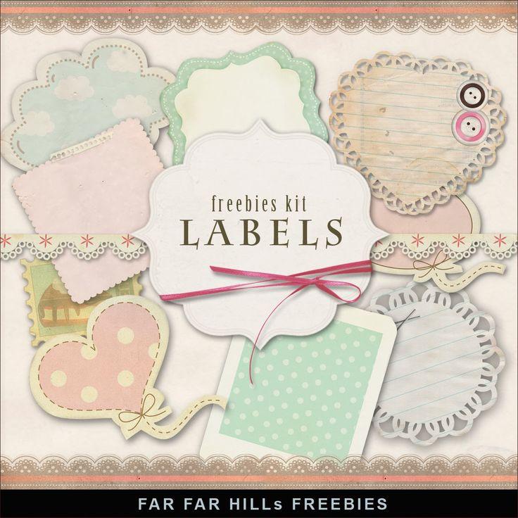 Far Far Hill Freebies