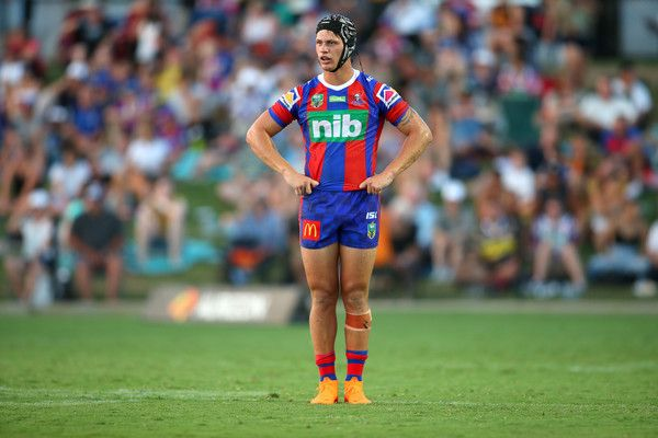 Kalyn Ponga Photos Photos Knights Vs Eels Nrl Trial Match Nrl Newcastle Knights Rugby League