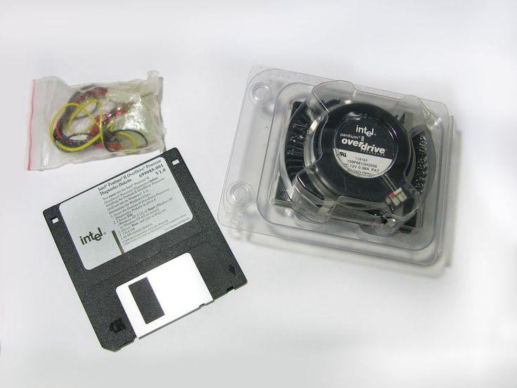 Intel Pentium II OverDrive Processor 333MHz Socket 8 CPU / UBPODP66X333SL2KE…