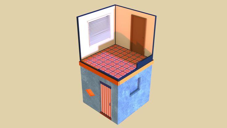 "Check out my @Behance project: ""Little House"" https://www.behance.net/gallery/45765285/Little-House"