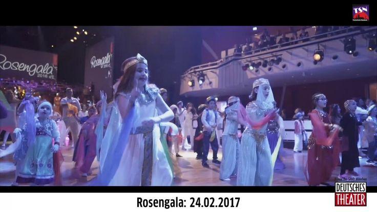 Rosengala  Tanz- und Partymusik bis weit nach Mitternacht Die ROSENGALA gehört zu einer festen Größe in der Ballsaison. Ein wundervoller Ballabend mit ausgelassener Stimmung und einem tanzfreudigen Publikum der bekanntermaßen bis weit nach Mitternacht andauert. Auch 2017 sorgt die Münchner Band SM!LE  The Ballroom Band für die perfekte Mischung aus Tanz- und Partymusik. Lernen von den Profis Den Besuchern ist auf der ROSENGALA eine ganze Menge geboten: Sie können den vielfach ausgezeichneten…