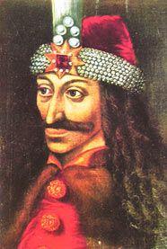 Dracula (Vlad Tepes, Vlad Dracul) - Romania Trip