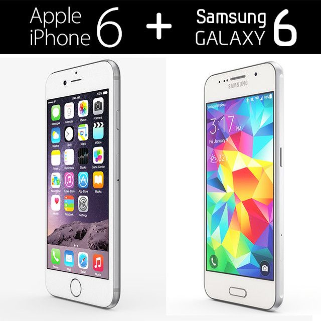 Want to compare the iPhone 6 with the Galaxy S6?  http://goo.gl/ql4uuY