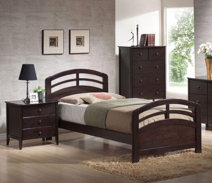 Bedroom Colors With Dark Furniture Bedroom Athletics Student Discount Vaulted Ceiling Bedroom Decorating Exposed Brick Bedroom Design: 17 Best Ideas About Dark Furniture Bedroom On Pinterest