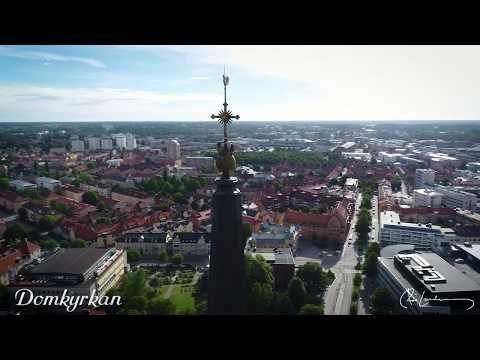 Flygfilmer från Västerås - YouTube