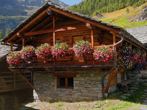 Valle di Gressoney - Alpenzu