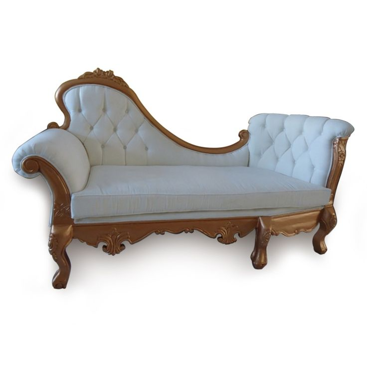 1000 ideas about lounge chairs for bedroom on pinterest for Antique wooden chaise lounge