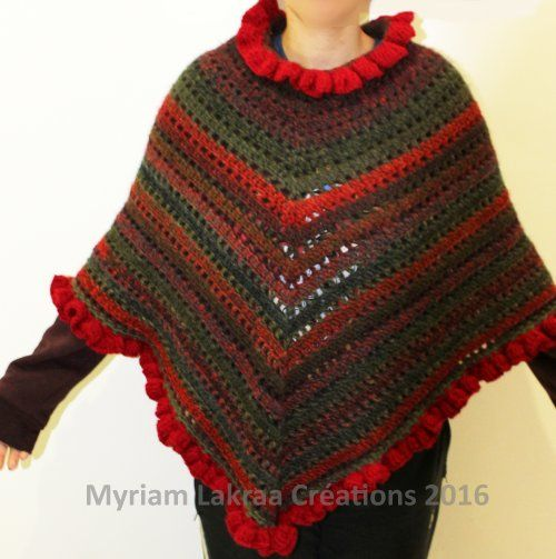 Les 73 meilleures images du tableau tricot crochet mes r alisations sur pinterest essais - Differents points de tricot ...