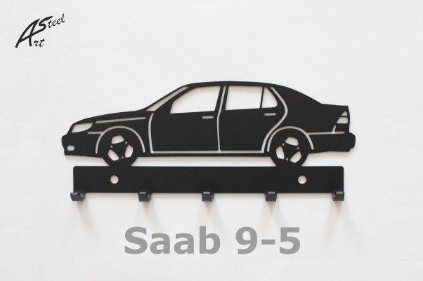 Wieszak na klucze Saab 9-5