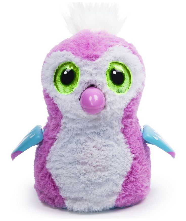 Buy Hatchimals Pengualas Pink Egg at Argos.co.uk - Your Online Shop for Action figures and playsets.