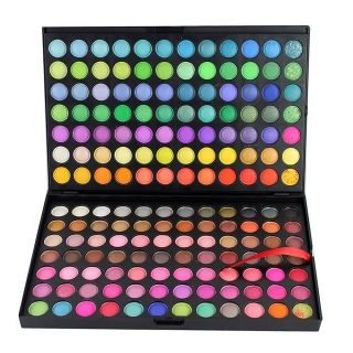 168 full color professional eye shadow palette for just 17.62$