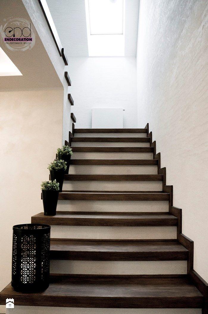 Drewniane schody - zdjęcie od EnDecoration - Schody - Styl Nowoczesny - EnDecoration