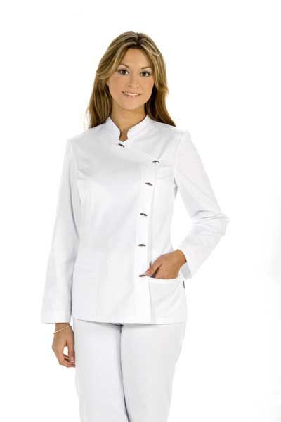 11 best dyneke images on pinterest professional attire for Spa housekeeping uniform