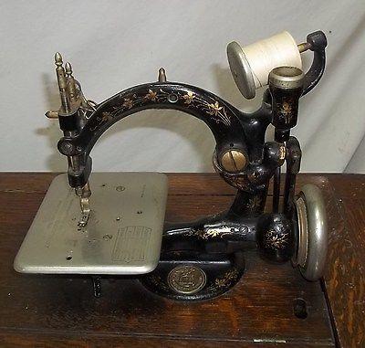 national treadle sewing machine