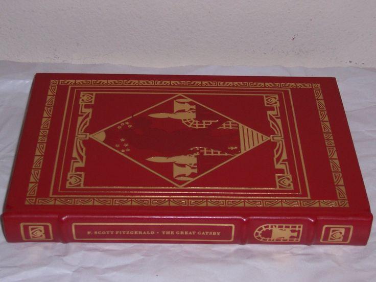 Franklin Library / Oxford University Press GREAT GATSBY- F Scott Fitzgerald | eBay