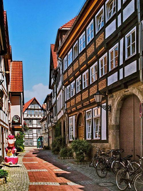 Hameln, Niedersachsen - Lower Saxony, Germany