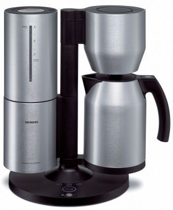 New Siemens TC911P2 coffee machine by Porsche Design