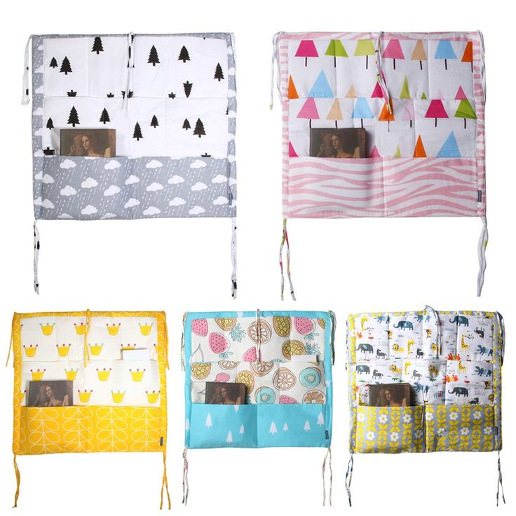 Big discount US $7.99  55x60cm Baby Bed Bumper Hanging Storage Bag To Store Stuffs Baby Crib Cot Hanging Multi-Pocket Cotton Storage Bag Dual Bumper  #Baby #Bumper #Hanging #Storage #Store #Stuffs #Crib #Multi-Pocket #Cotton #Dual