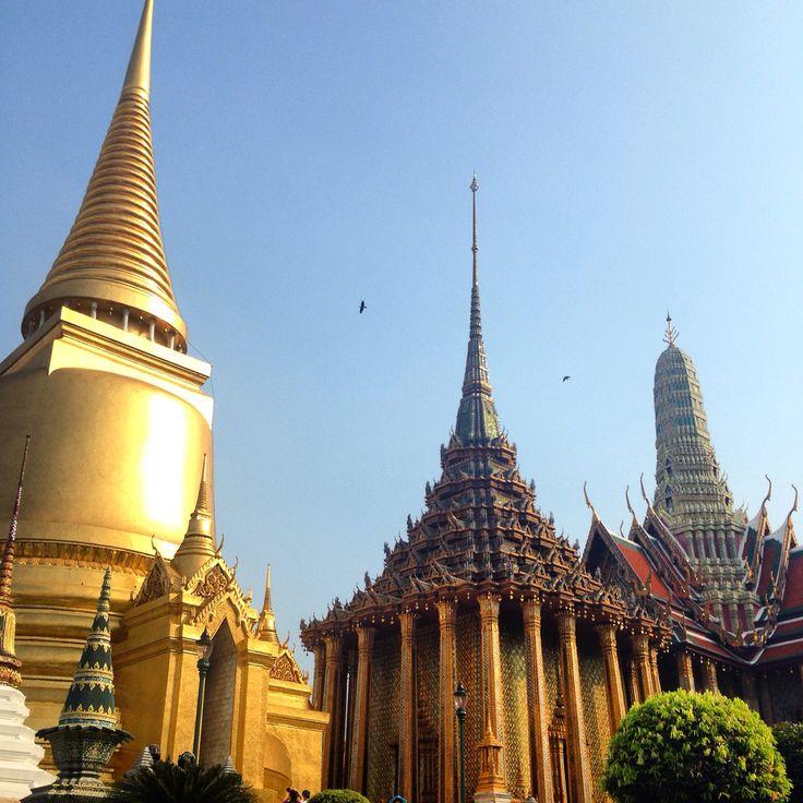 Wat Prah Kraew, Bangkok, Thailand