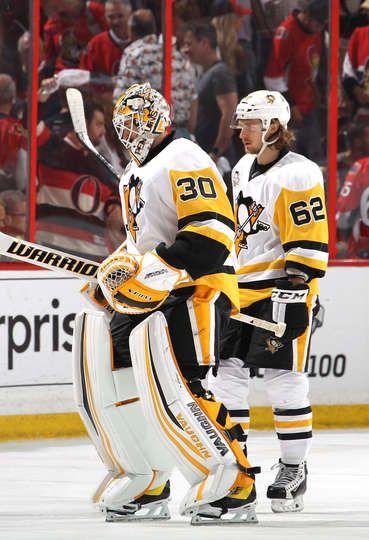 Senators vs. Penguins - 05/17/2017 - Pittsburgh Penguins  - Photos