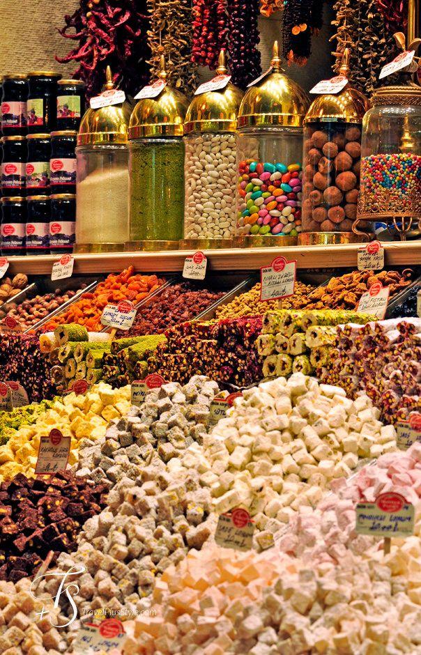 Grand Bazaar (Kapali Carsi). Istanbul, Turkey