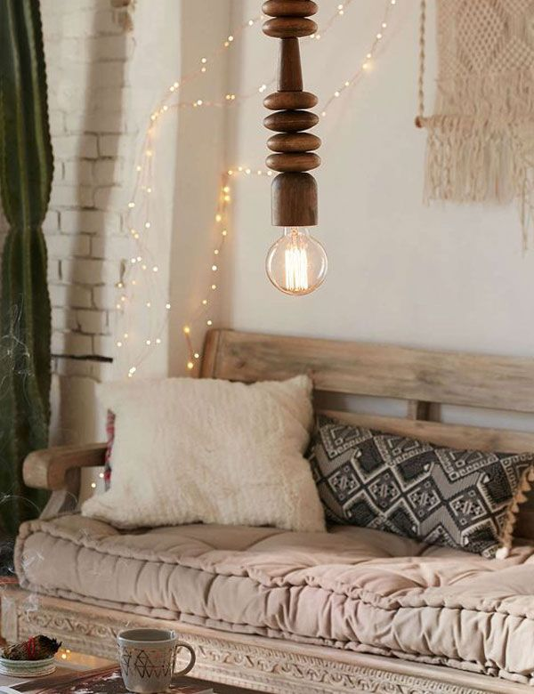 10 gorgeous natural pendant lights - My Cosy Retreat | Interiors, DIY, Table settings, Travel escapes, Fashion, Vegan and vegetarian food