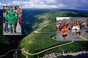Cabot Trail Relay