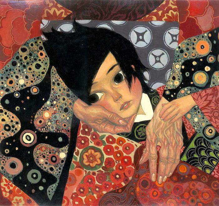 David Sala   A Visual Feast Of Illustration inspiration