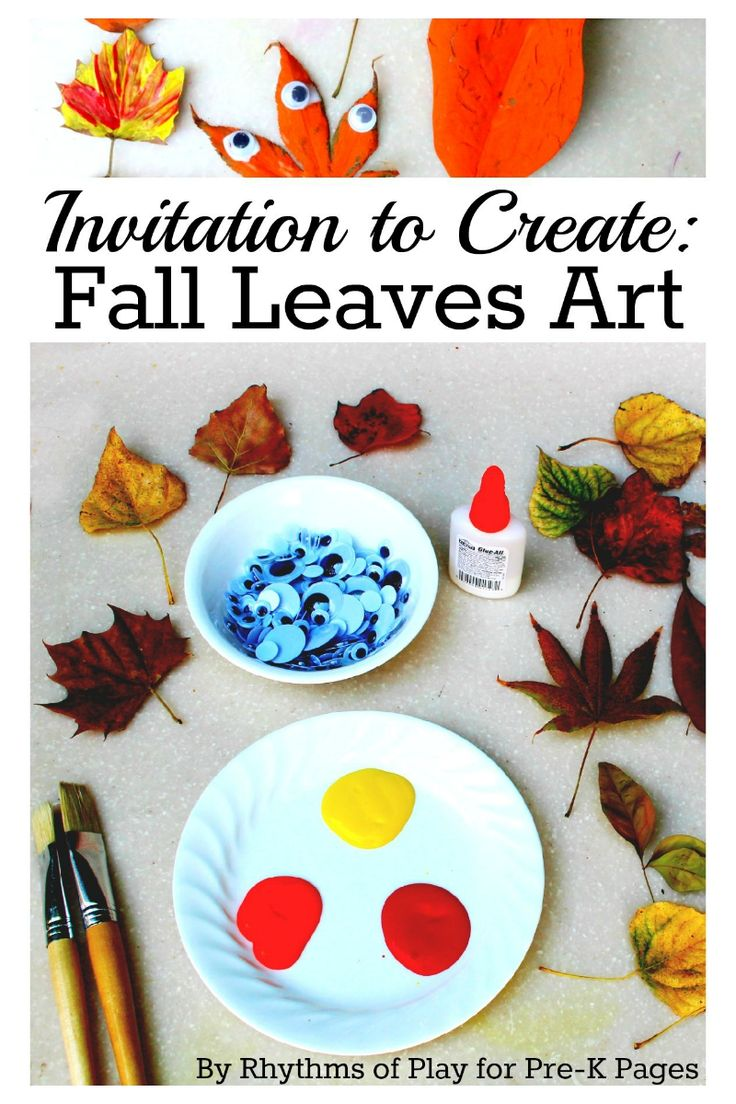 54 best images about preschool fall on pinterest the for Fall crafts for preschoolers pinterest