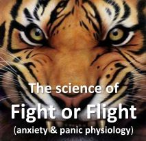 """Oh God, I'm shaking, I feel sick!"" (the physiology of fight or flight / panic attacks) 