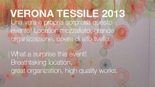 Verona Tessile 2013