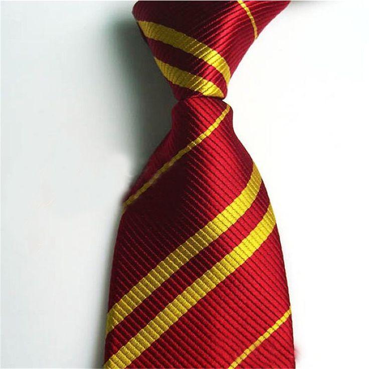 Feitong nova moda homens de Harry Potter grifinória / sonserina / corvinal / Hufflepuff Costume acessórios laços para homens em Gravatas e Lenços de Moda e Acessórios para Homens no AliExpress.com | Alibaba Group