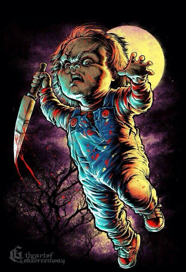 17 best ideas about chucky tattoo on pinterest cartoon tattoos horror cartoon and horror. Black Bedroom Furniture Sets. Home Design Ideas