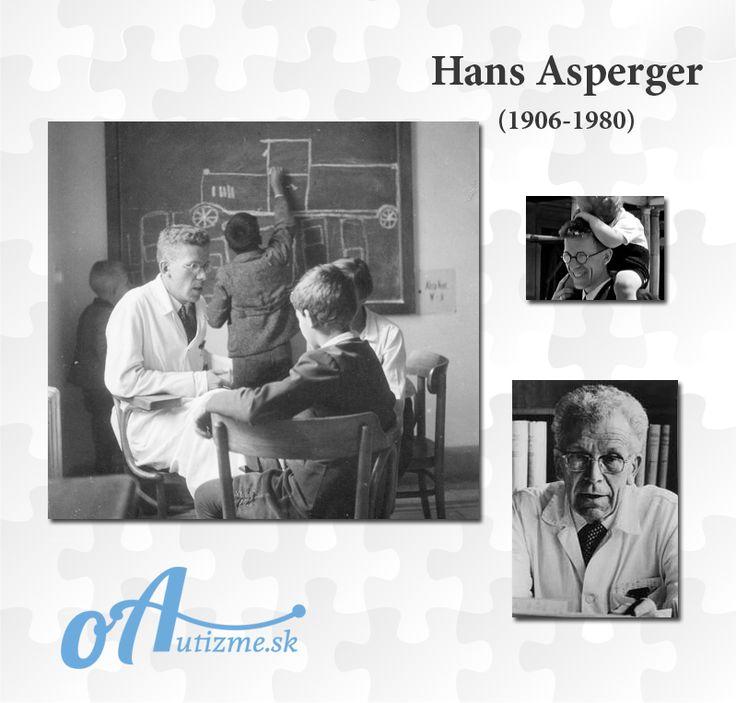 Hans Asperger  #autizmus #autism #oAutizme