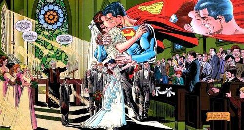 matrimonio superman