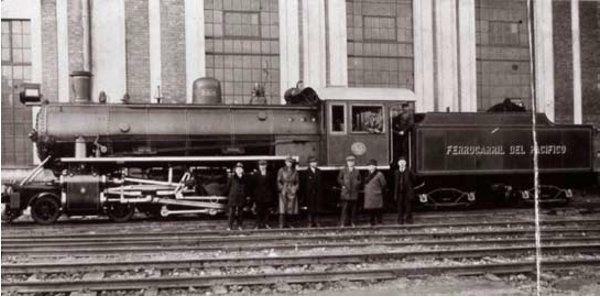trenes en Colombia - Ferrocarril de Panamá (el tren de los Traidores en 1902?)