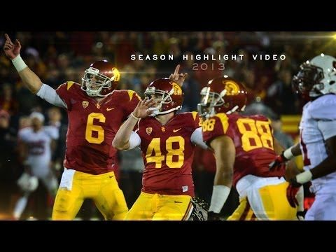 USC Trojans Football - 2013 Season Highlight Video - I'm so proud of the boys for overcoming everything they went through!!! Let's get our 10th win this Saturday!!!!